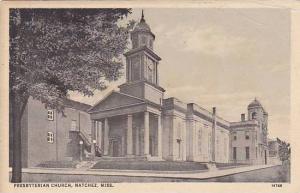 Presbyterian Church, Natchez, Mississippi, 1910-1920s