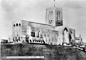 Guildford Cathedral -