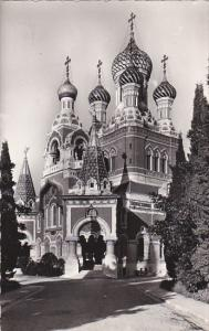 France Nice La Cathedrale Russe 1966 Photo
