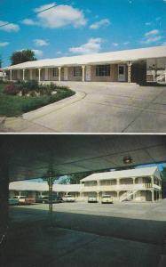 2-Views, The Stephens Motel, Columbia, Missouri, 40-60s