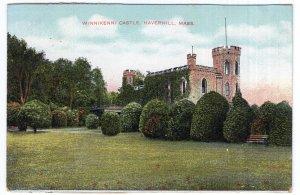 Haverhill, Mass, Winnikenni Castle