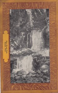 BEULAH, Michigan, 1900-1910's; Glen Rhode Falls