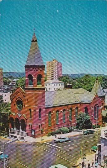 New Jersey Orange The Famous Old Brick Church 1965