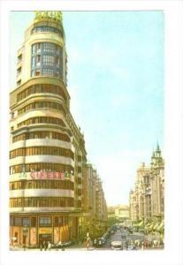 Madrid, Spain, 30-50s   Jose Antonio Avenue