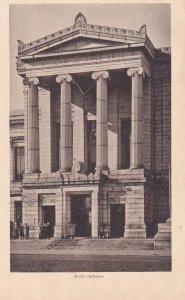 BOSTON, Massachusetts, 1900-1910's; Museum Of Fine Arts, Main Entrance
