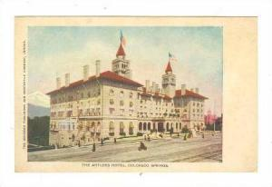The Antlers Hotel, Colorado Springs, Colorado, 00-10s