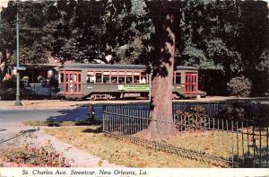 Streetcar - New Orleans, Louisiana