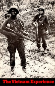 Americans In Vietnam Two Soldiers From U S Army 173rd Airborne Brigade Northw...