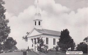 Massachusetts Brimfield Congregational Church Dexter Press
