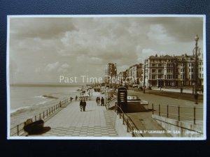 East Sussex ST LEONARDS ON SEA c1955 RP Postcard by Judges 24488