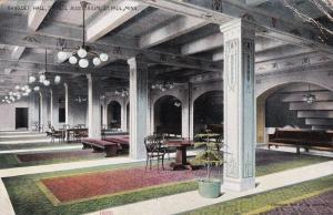 ST PAUL , Minnesota , 00-10s; Banquet Hall, St. Paul Auditorium