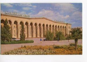 271993 USSR Azerbaijan Kirovabad Ganja Lenin square 1970 year postcard