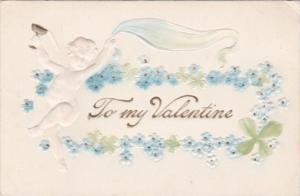 Valentine's Day Dancing Cupid