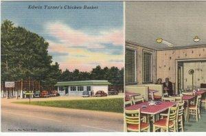FLORENCE , South Carolina , 1930-40s ; Edward Turner's Chicken Basket