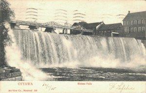 Canada Ottawa Rideau Falls 04.01