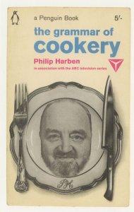 The Grammar Of Cookery Philip Harben ABC TV Series Postcard