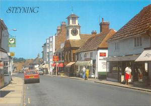 High Street Auto Cars Clock Shops, Steyning