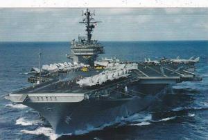 Aircraft Carrier U S S Kitty Hawk CVA-63