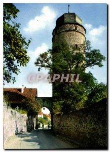 Postcard Modern Warburg in Westfalen Sackfurm