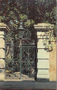 Sword gates Charleston, South Carolina