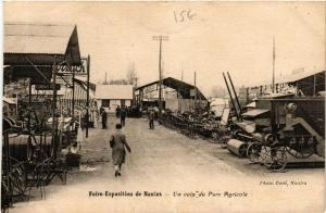 CPA AK Nantes Foire-Exposition - Un Coin du Parc Agricole (611044)