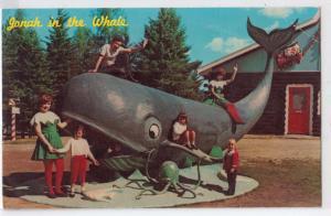 Jonah in the Whale, Santa's Village, Jefferson NH