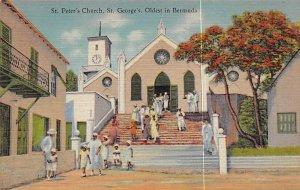 St. Peter's Church St. George's Bermuda Unused