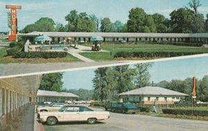 SELMA , Alabama , 1950-60s ; Graystone Motel