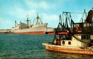 Mississippi Gulfport State Docks