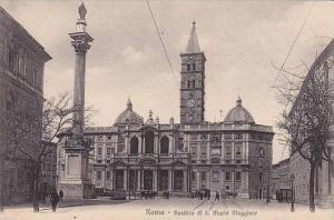 Basilica di S. maria maggiore, Rome, Italy, 00-10s
