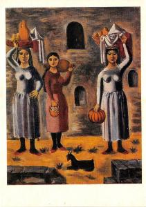 B54599 O a Karadyan Women Femmes Painting