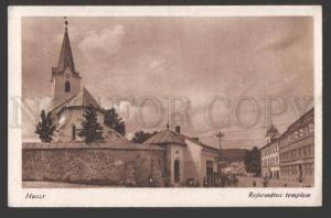 108892 Hungary Western Ukraine Khust HUSZT Reformed Church OLD