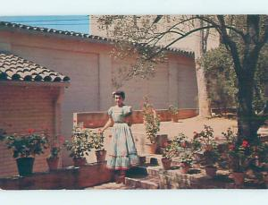 Pre-1980 MEXICAN THEATER PLAYERS Padua Hills - Claremont California CA H4802