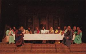 Florida Lake Wales The Last Supper Black Hills Passion Play
