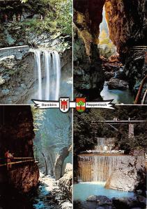 Rappenlochschlucht bei Dornbirn Rappenloch Waterfall Bridge
