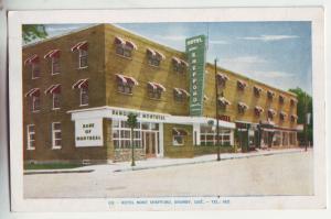P945 1957 hotel mont shefford granby quebec canada