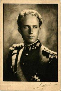 CPA AK Royal Family Member in Uniform - Leopold ? BELGIAN ROYALTY (852367)
