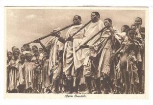 Africa Orientale, Men & Children, Africa, 1900-1910s