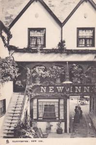 GLOUCESTER , England , 1907 ; New Inn ; TUCK # 2021