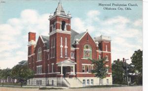 OKLAHOMA CITY , Oklahoma , 00-10s ; Maywood Presbyterian Church