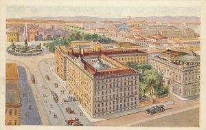 ROMA , Italy , 1900-10s ; Via Nazionale - Albergo del Quirinale