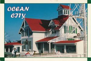 Ocean City MD, Maryland - Life Saving Station Museum