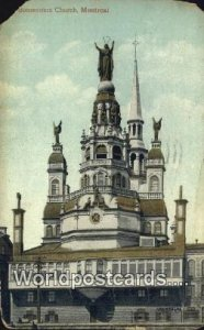 Bonsecours Church Montreal Canada 1912