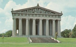 NASHVILLE, TN, 1940-60s; Parthenon East End