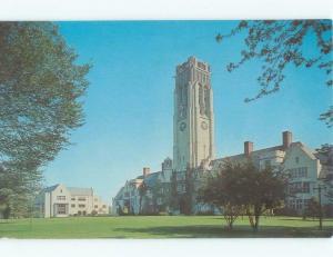 Unused Pre-1980 University Of Toledo Ohio OH d9918
