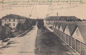 LANGRES, France, 1900-10s; Caserne Turenne