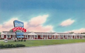 Alabama Huntsville The Shelby Motel