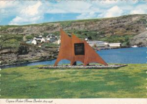 Bartlett Monument , BRIGUS , Newfoundland , Canada , 50-70s