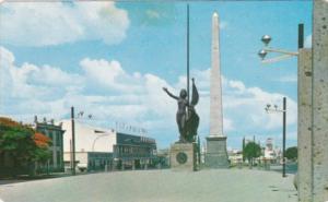 Mexico Guadalajara Plaza de la Republica