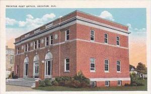 Alabama Decatur Post Office